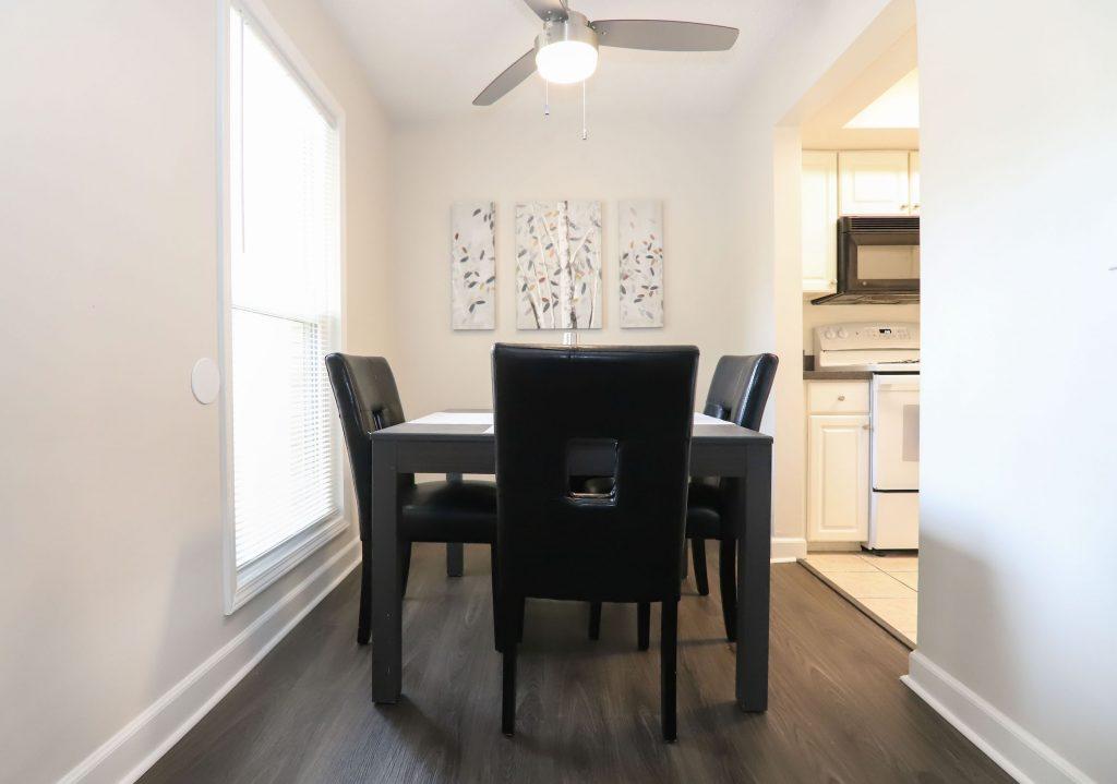 Dining Area, 521 East Main Street