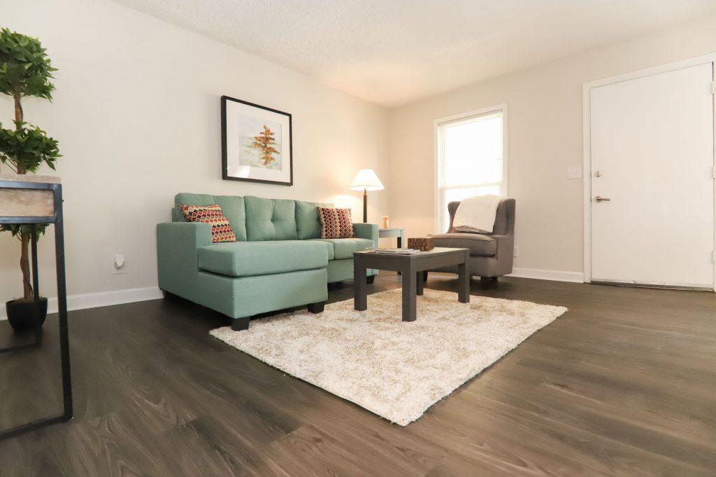 Living Room, 521 East Main Street
